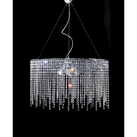 CRYSTAL HANGING LAMP