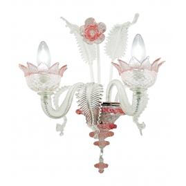 CLASSIC MURANO GLASS WALL LAMP