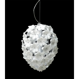 HANGING LAMP WITH MURANO GLASS