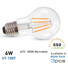 LAMPADINA E27 LED