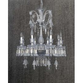 lampadario cristallo vetro di murano