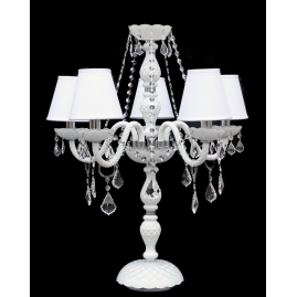 CRYSTAL TABLE LAMP MARIA THERESA